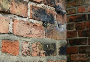 Neglected Brickwork